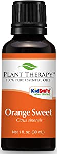 Plant Therapy Sweet Orange Essential Oil