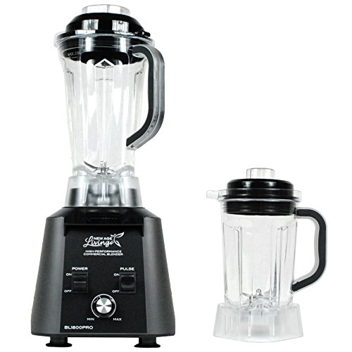 New Age Living BL1800 Commercial Grade Food & Smoothie Blender & Dry Jar