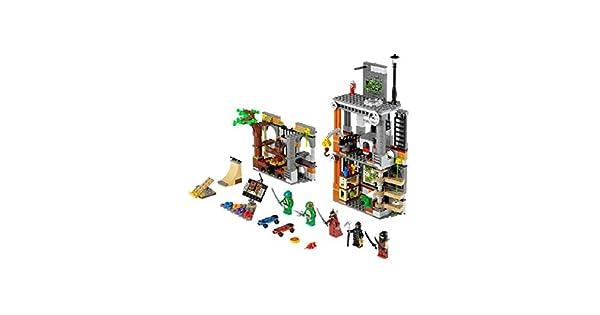 Amazon.com: LEGO teenage mutant ninja turtles Lair Attack ...