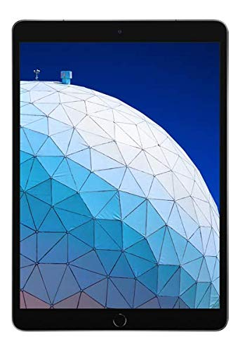 Apple iPadAir (10.5-inch, Wi-Fi + Cellular, 256GB) - Space Gray (Latest Model)