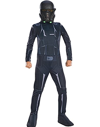 Rogue One: A Star Wars Story Child's Death Trooper Costume, Small]()