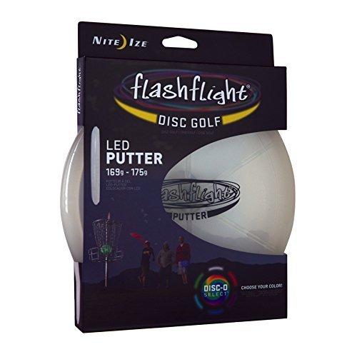 Nite Ize Flashflight LED Disc Golf Putter