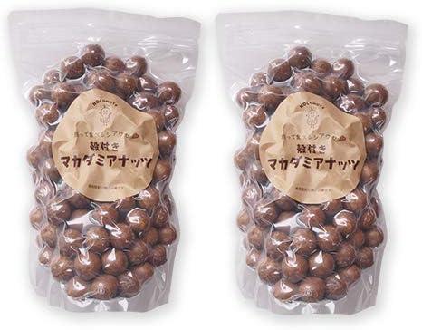 殻付きマカダミアナッツ (2kg(1kg×2袋))