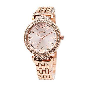 XKC-watches Relojes de Mujer, Mujer Reloj de Pulsera Japonés La imitación de Diamante