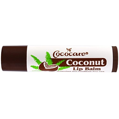 Cococare Coconut Lip Balm -.15oz (Pack of 3)
