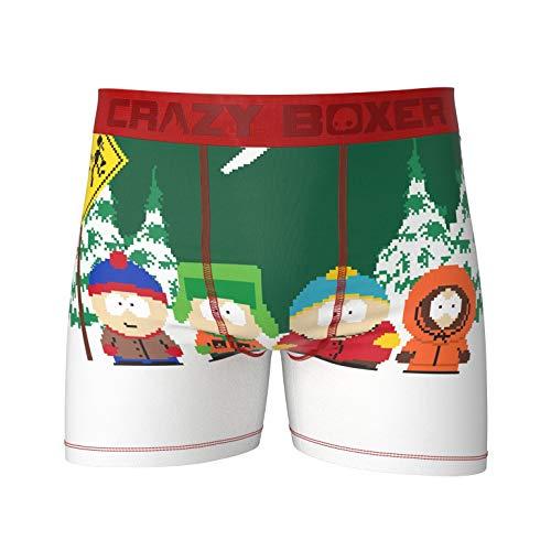 Kalan LP Crazy Boxers Men's South Park Boxer Briefs ()