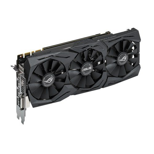 Image ASUS GeForce GTX 1080 8GB ROG STRIX Graphics Card (STRIX-GTX1080-A8G-GAMING) no. 4