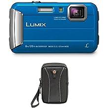 Lumix Active Lifestyle (Blue w/ Case)