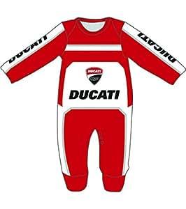 Pritelli, 1886002 - Pijama pelele réplica de mono de carreras Ducati, 68