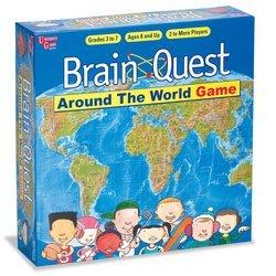 University Games Brain Quest Around The World