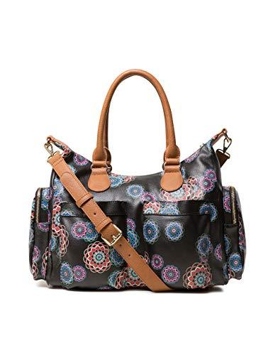 5x32 Cm negro Nero Spalla X A b Mandri Desigual Borse Women Bag 5x25 London H 15 T Donna nO4z78