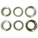 Steering Head Bearing Set For CG125 CG 125 Stem Thrust Ball Roller Bearing