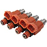 GooDeal 4pcs Fuel Injector Flow Matched