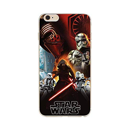 EXPLORER SERIES Ultra Premium Case -SW Darth Vader Storm Trooper Han Solo Yoda R2D2 Jedi for New Apple iPhone Xs MAX (2018 Model) Made & Printed in The USA