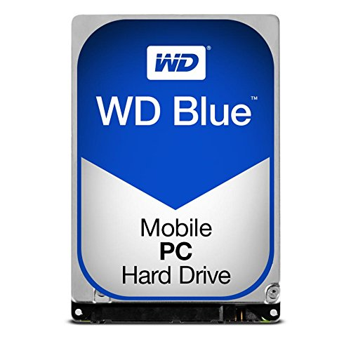 WD Blue 500GB Mobile Hard Disk Drive - 5400 RPM SATA 6 Gb/s 7.0 MM 2.5 inch - WD5000LPCX by Western Digital (Image #3)
