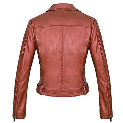 nbsp;mujer nbsp;chaqueta Con nbsp; Chaqueta Mujeres Wjmm Blazer Red Cremallera nbsp;metálica tHqw0ax