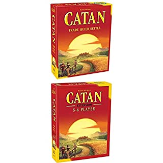 CATAN The Board Game, Multicolor Extension - 5-6 Player