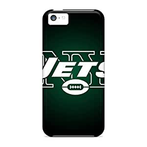 Abrahamcc UcR1303DTGE Case Cover Iphone 5c Protective Case New York Jets 5