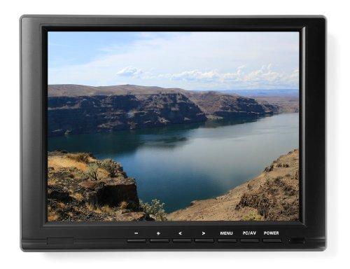 Lilliput Fa1045-np/c/t DVI /Hdmi VGA Touchscreen Monitor (With 75mm Vesa Hole) By Viviteq 10.4 Tft Lcd Panel