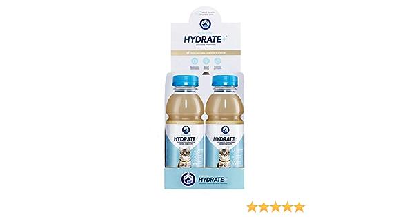 Oralade Hydrate+ Gato, 6 x 330 ml para gatos.