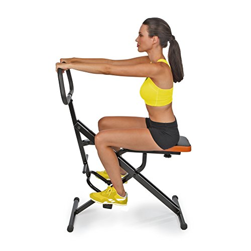 VITALmaxx Trainingsgerät Body Booster ( Ganzkörper-Trainings-Gerät für Anfänger und Fortgeschrittene bis 100Kg )