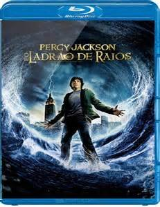 PERCY JACKSONS & THE OLYMPIANS The Lightning Thief BLU-RAY Disc Movie (The Lightning Thief Movie)
