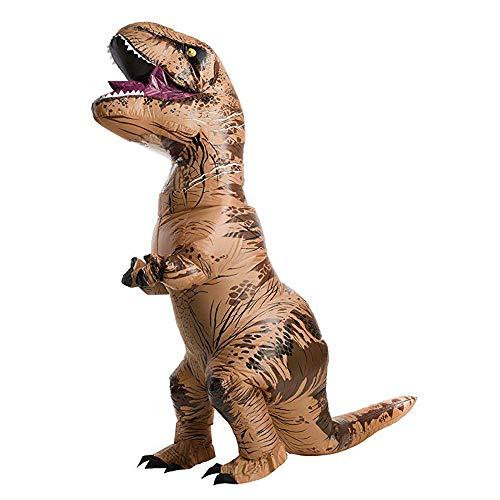 T Rex Suit Costumes - T-REX Dinosaur Inflatable Fancy Dress Suit