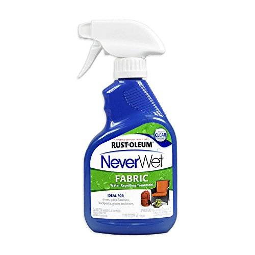 Rust-Oleum 278146 NeverWet 11-Ounce Outdoor Fabric Spray, Clear