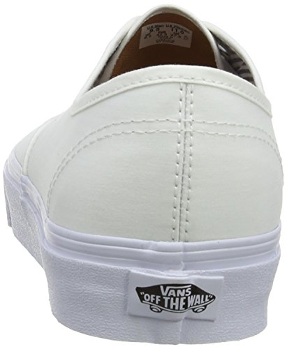 Vans U Authentic - Zapatillas unisex Avorio (Blanc De Blanc)