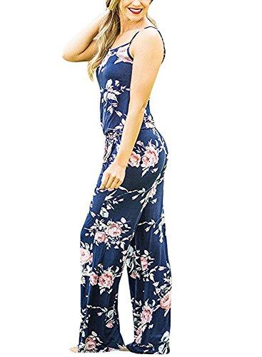 Style Imprim Combinaison Chic Hippie Femme Ete Ethnique Longue Salopette Boheme fzfYPq