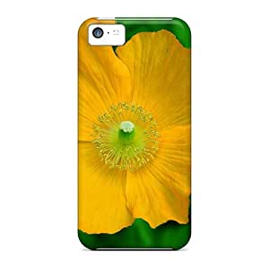 LYL4768yQTS Phone Cases With Fashionable Look For Iphone 5c - Mother S Day Beautiful Flower Spring Bloom