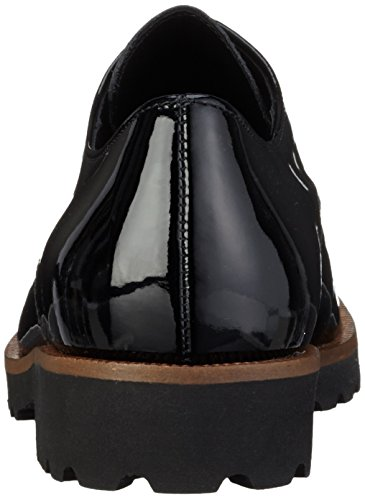Gabor Shoes 51.412 Scarpe Stringate Donna Nere (nero (se + Ra Cuoio) 87)