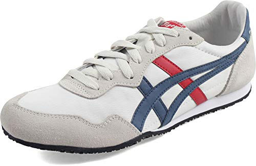 Onitsuka Tiger by Asics Unisex Serrano¿ Vaporous Grey 8.5 Women / 7 Men M US
