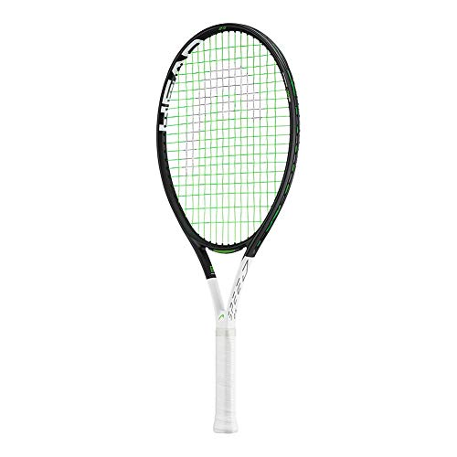 HEAD IG Speed Kids Tennis Racquet – Beginners Pre-Strung Head Light Balance Jr Racket, 25