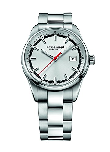 Louis Erard Heritage Collection Swiss Automatic Silver Dial Men's Watch 69105AA11.BMA19