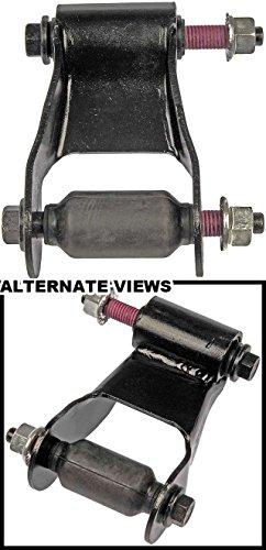 APDTY 833120 Rear Shackle Kit