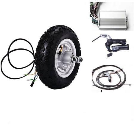 10インチ350W 36V電動車いす、電動ハブ電動スクーター、電動車輪用電動機