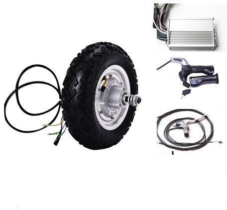 10インチ500W 48vディスクブレーキ電動車椅子ハブ電動電動スクーター電動電動自転車モーター   B07FC4PPFJ