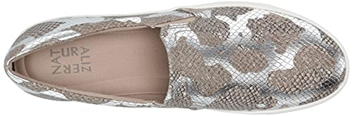 Naturalizer Women's Marianne Sneaker, Nude Snake, 4