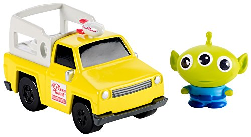 Disney/Pixar Toy Story Mini Alien & Pizza Planet (Japanese Mini Trucks)