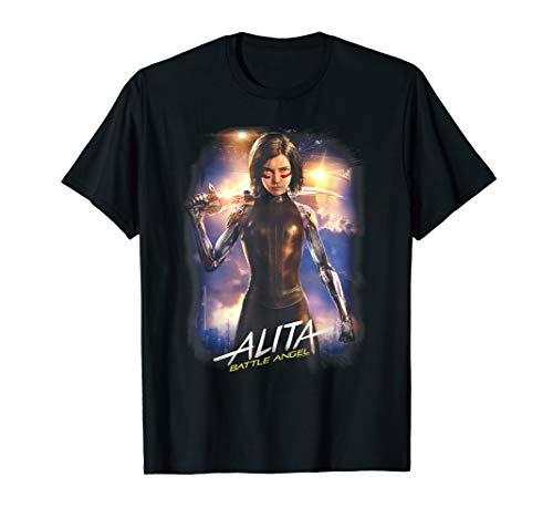 Alita: Battle Angel Poster T Shirt