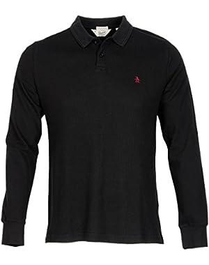 Long Sleeve Polo Shirt 6317