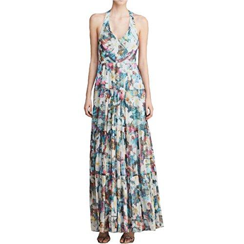 nicole miller blue dresses - 6