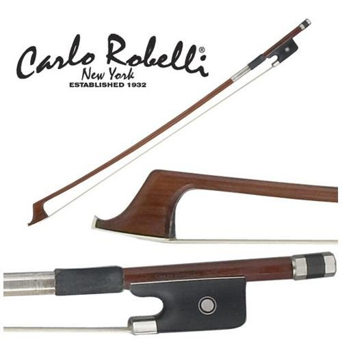 Carlo Robelli 1076BV Brazilwood Viola Bow (15