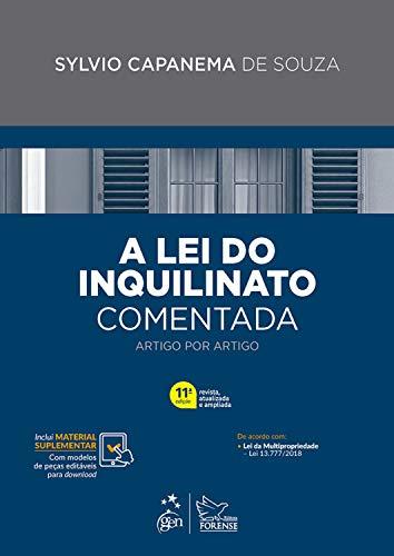 Inquilinato Comentada Sylvio Capanema Souza ebook