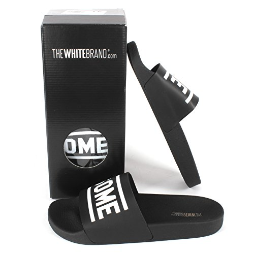 The White BrandThe White Brand - Pantuflas Mujer AWESOME
