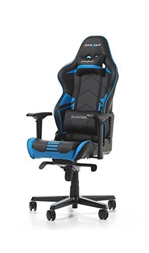 DXRacer OH/RV131/NB Racing ERGO Seat Office Chair Gaming Ergonomic with - Free Head and Lumbar Support Pillows (Ergo Task Chair)
