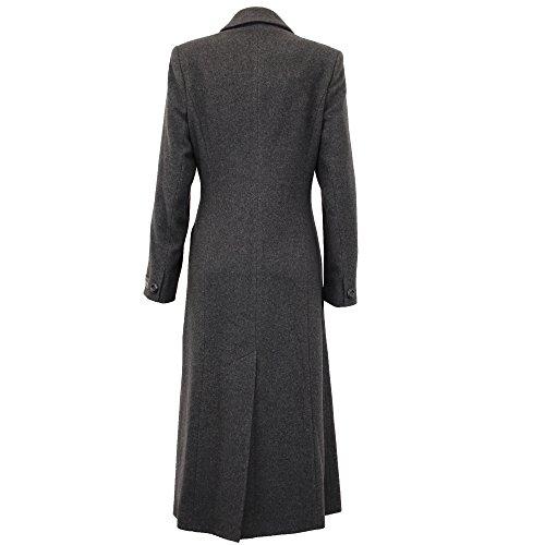 Pull Femmes Cachemire Veste Charbon Manteau Pour Wolp1053 Laine Hiver Femmes Trench Pardessus Doubl qftdwv4n