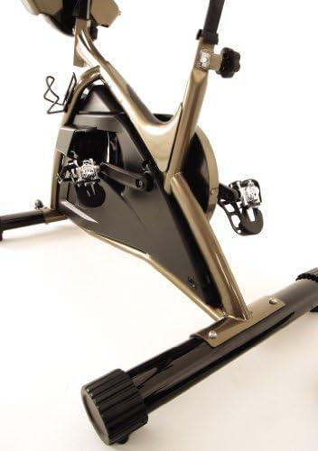 trixter Xdream bicicleta estática, color bronce/negro: Amazon.es ...