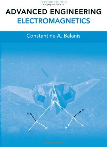 Download By Constantine A. Balanis - Advanced Engineering Electromagnetics (2nd Edition) (12/25/11) pdf